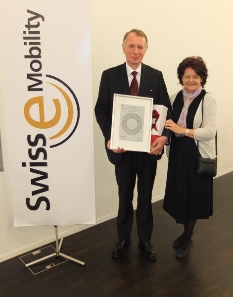 SwissElectricMobilityAward